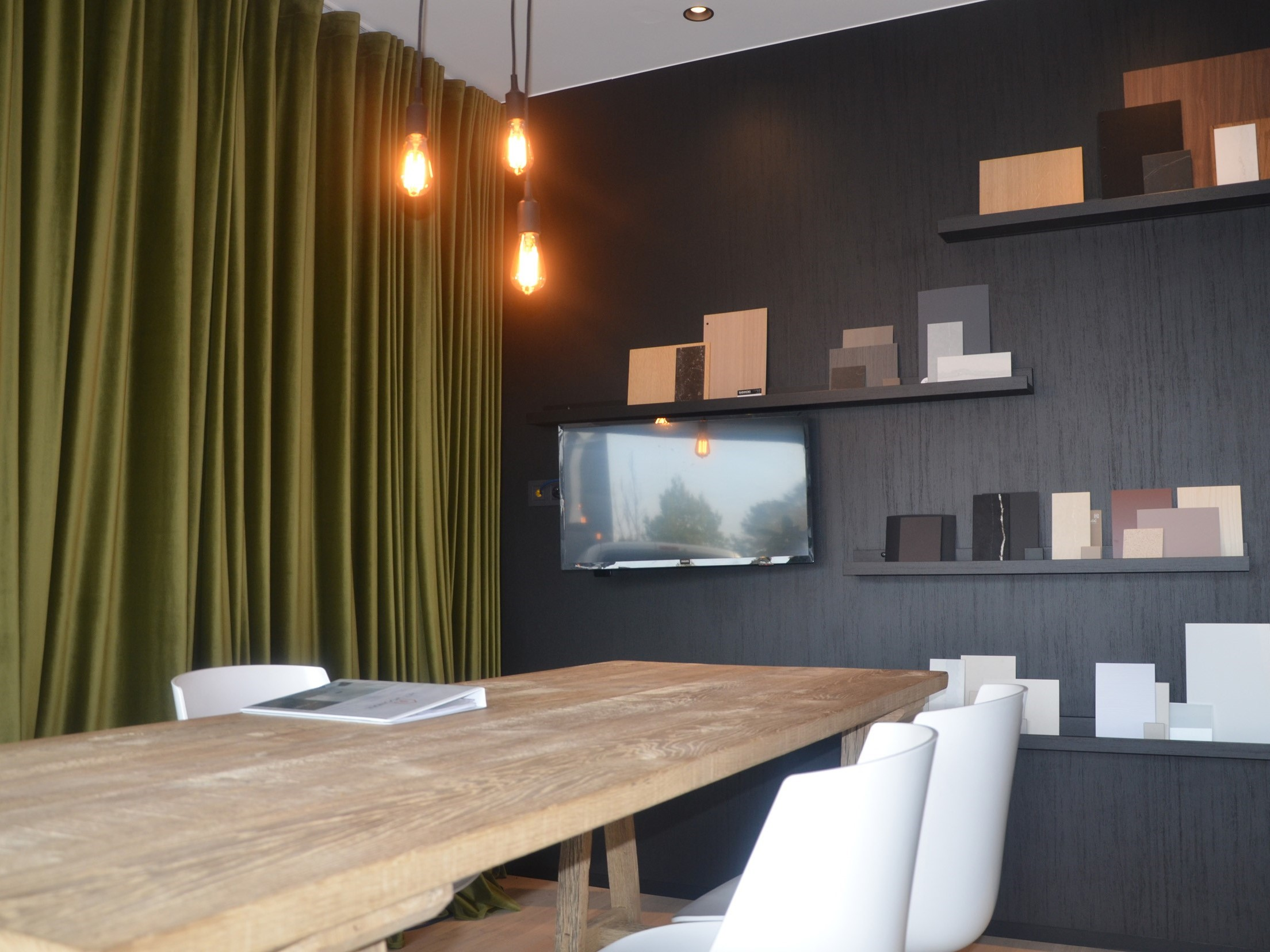 Showroom AF-interieur