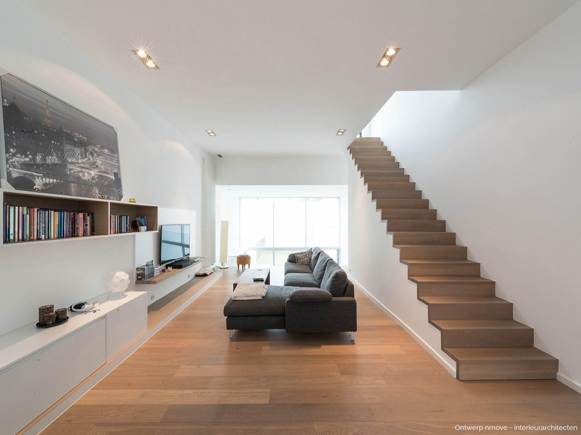 Af interieur totale afwerking van jouw project for Loft interieur