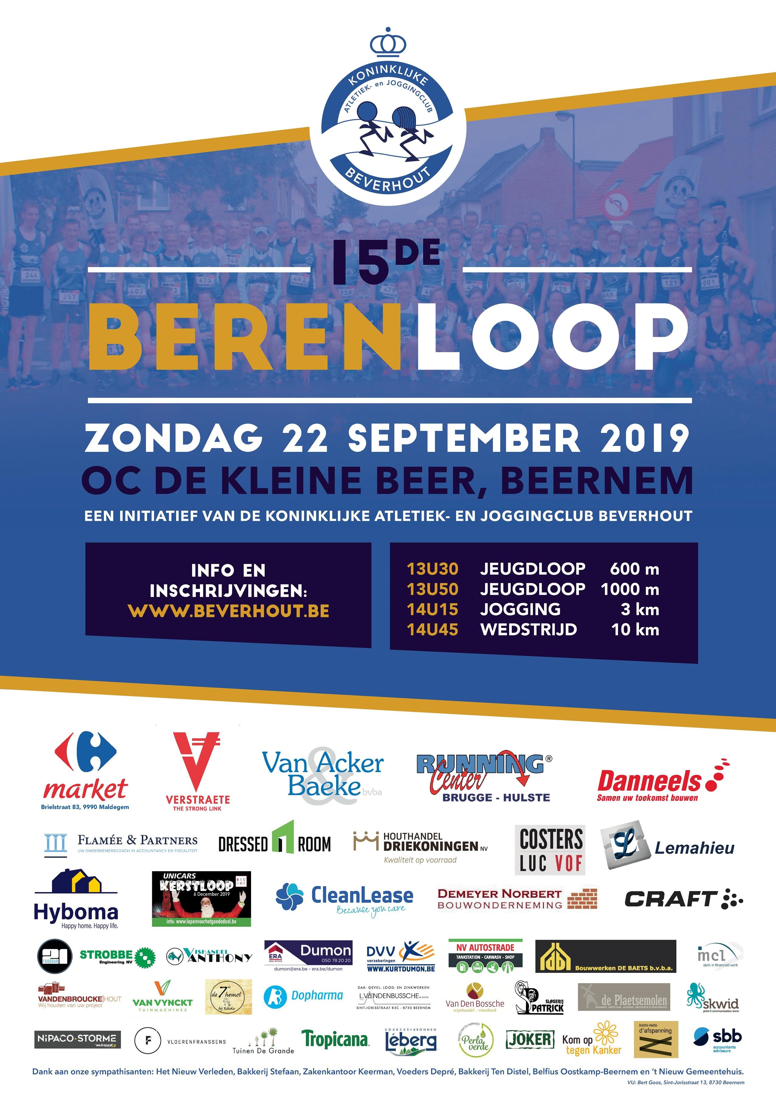 15e Berenloop