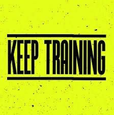 Trainingen 9 tot 15 november