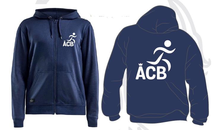 Club hoodie ACB vrouw