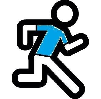 Erop uit met de joggers!