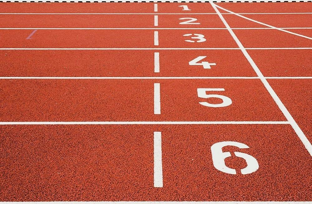Hart voor atletiek