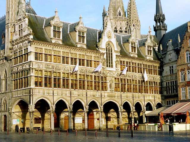 Traducteurs jurés, assermentés Ypres