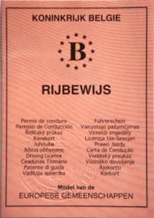 Rijbewijs vertaald door beëdigde vertalers