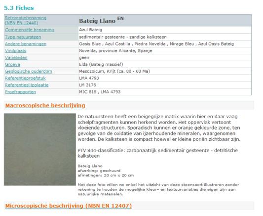 Technische fiches vertaald door technische vertalers