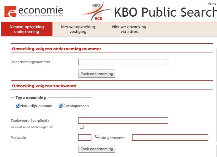 Uittreksels KBO vertaald door professionele vertalers
