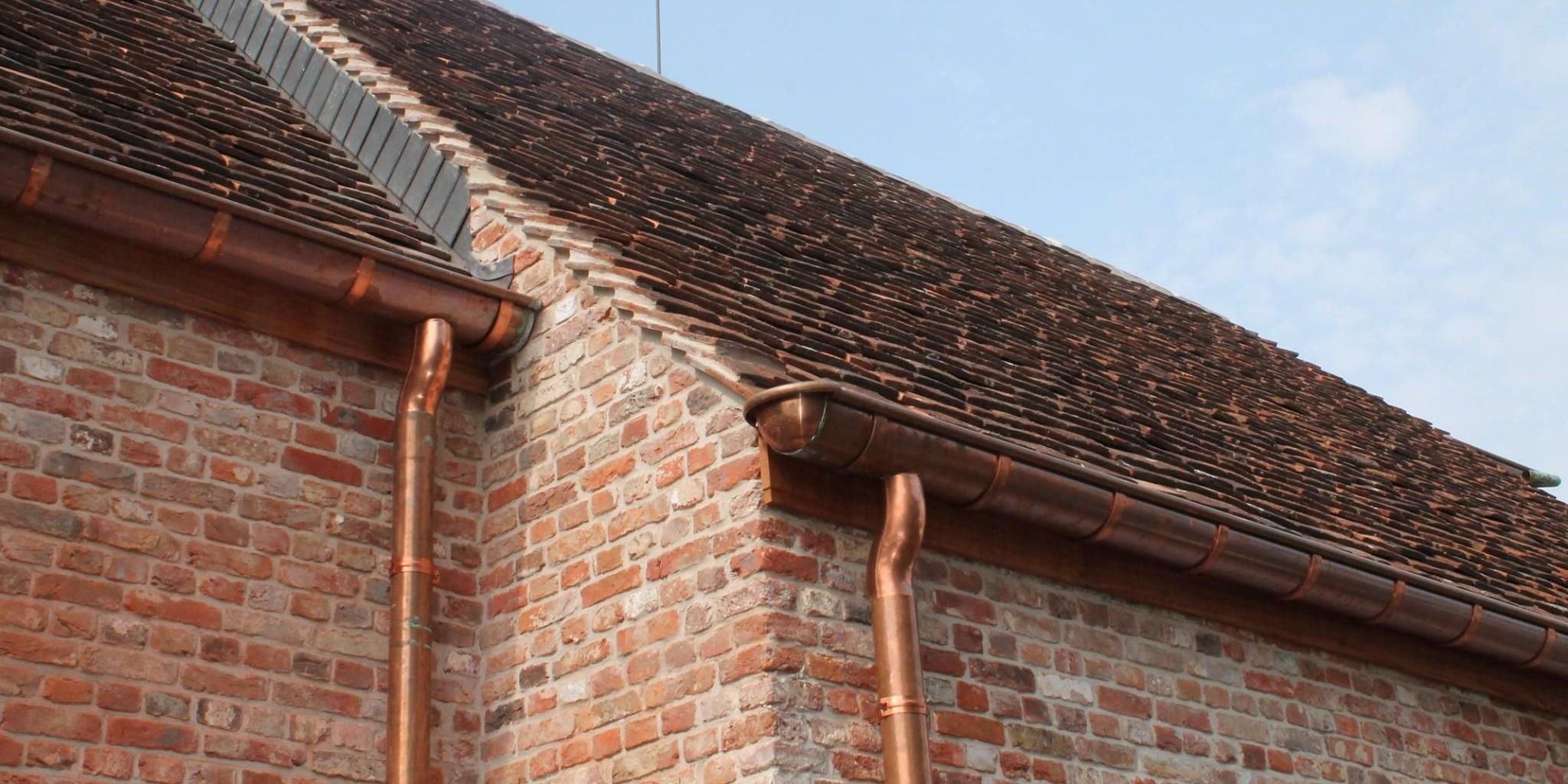 Koper -en Zinkwerk daken