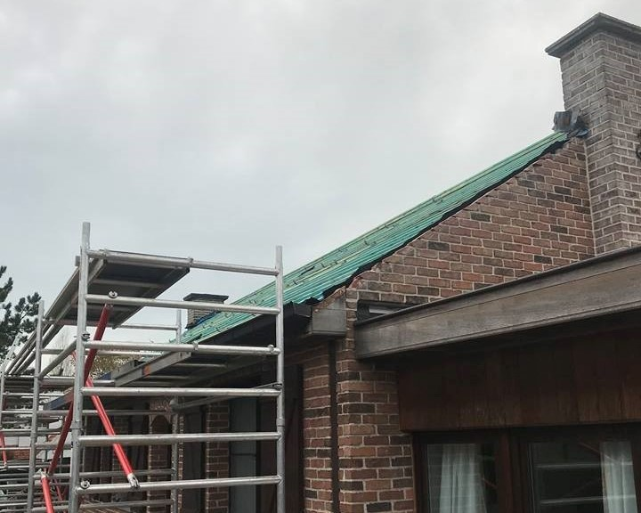 Renovatie Hellend Dak