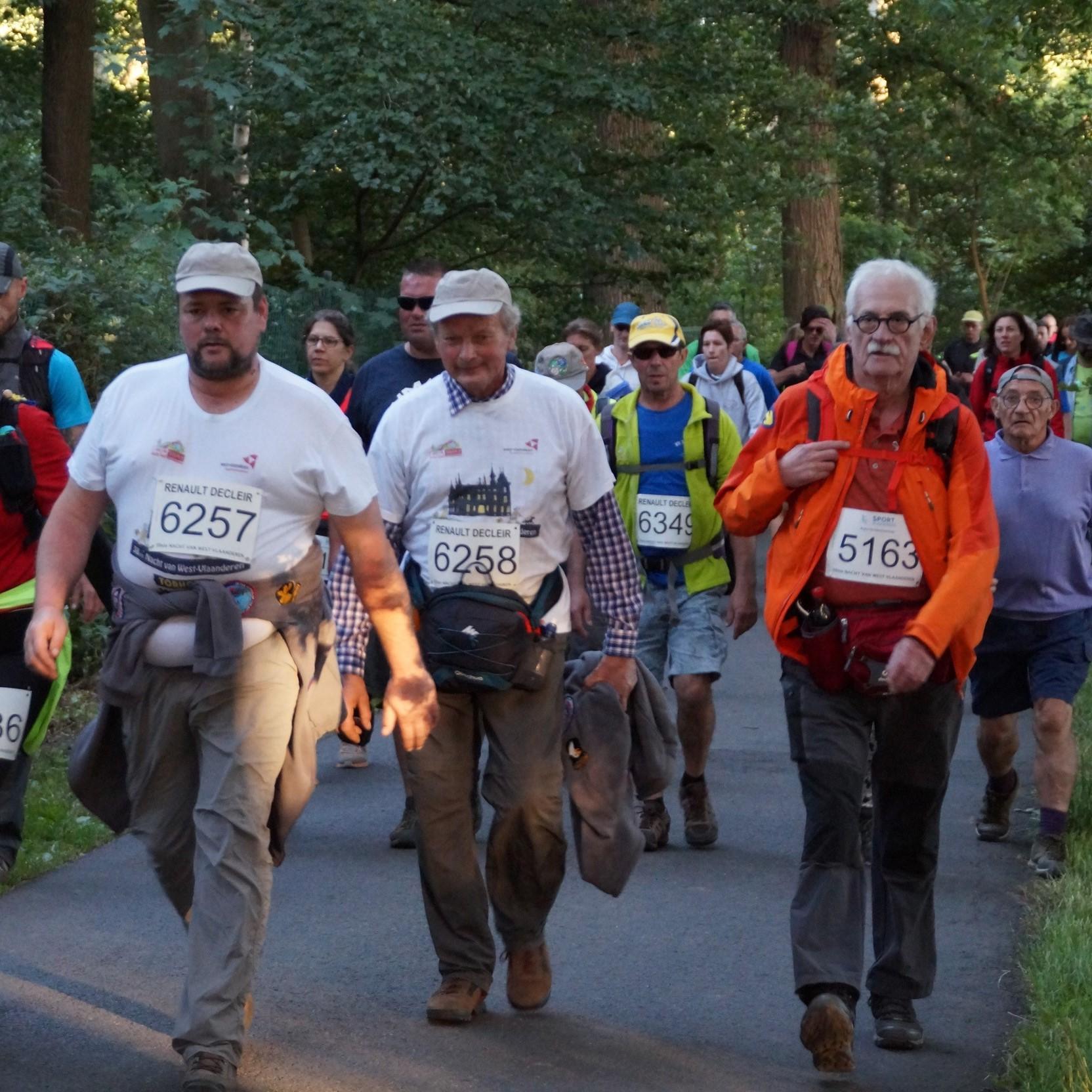 100 km wandelen