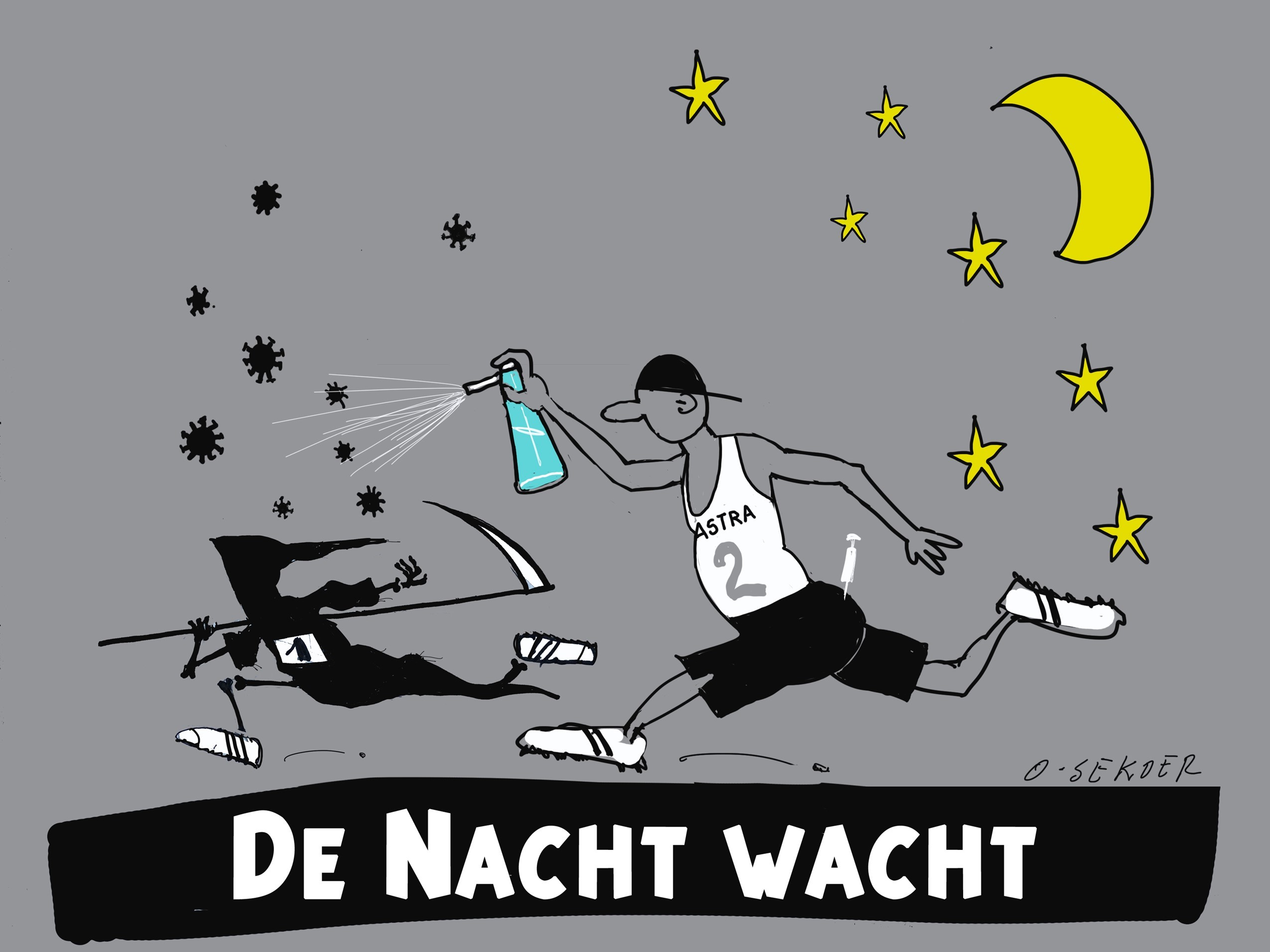 De Nacht van Vlaanderen editie 2021