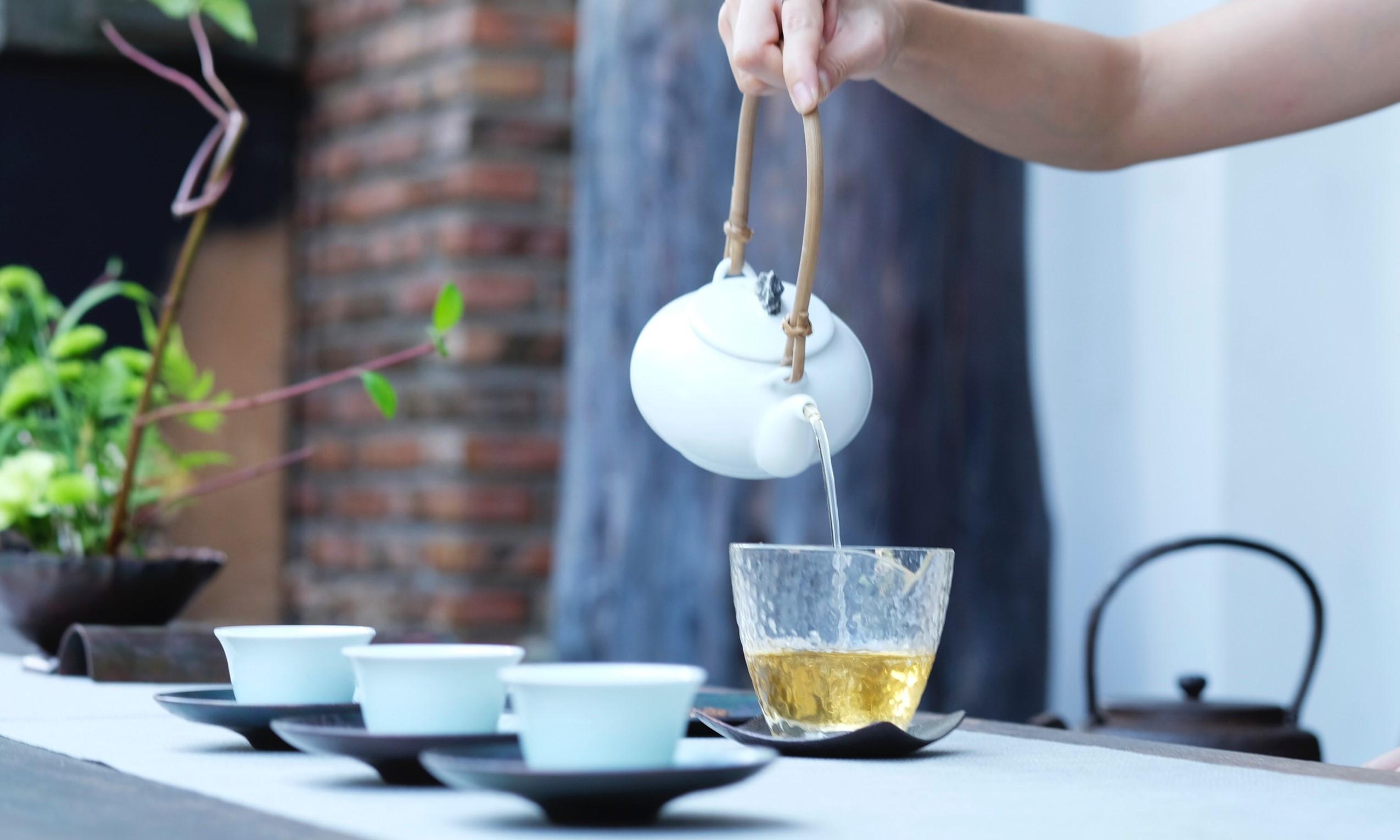 Ontdek onze 5 nieuwe theesoorten
