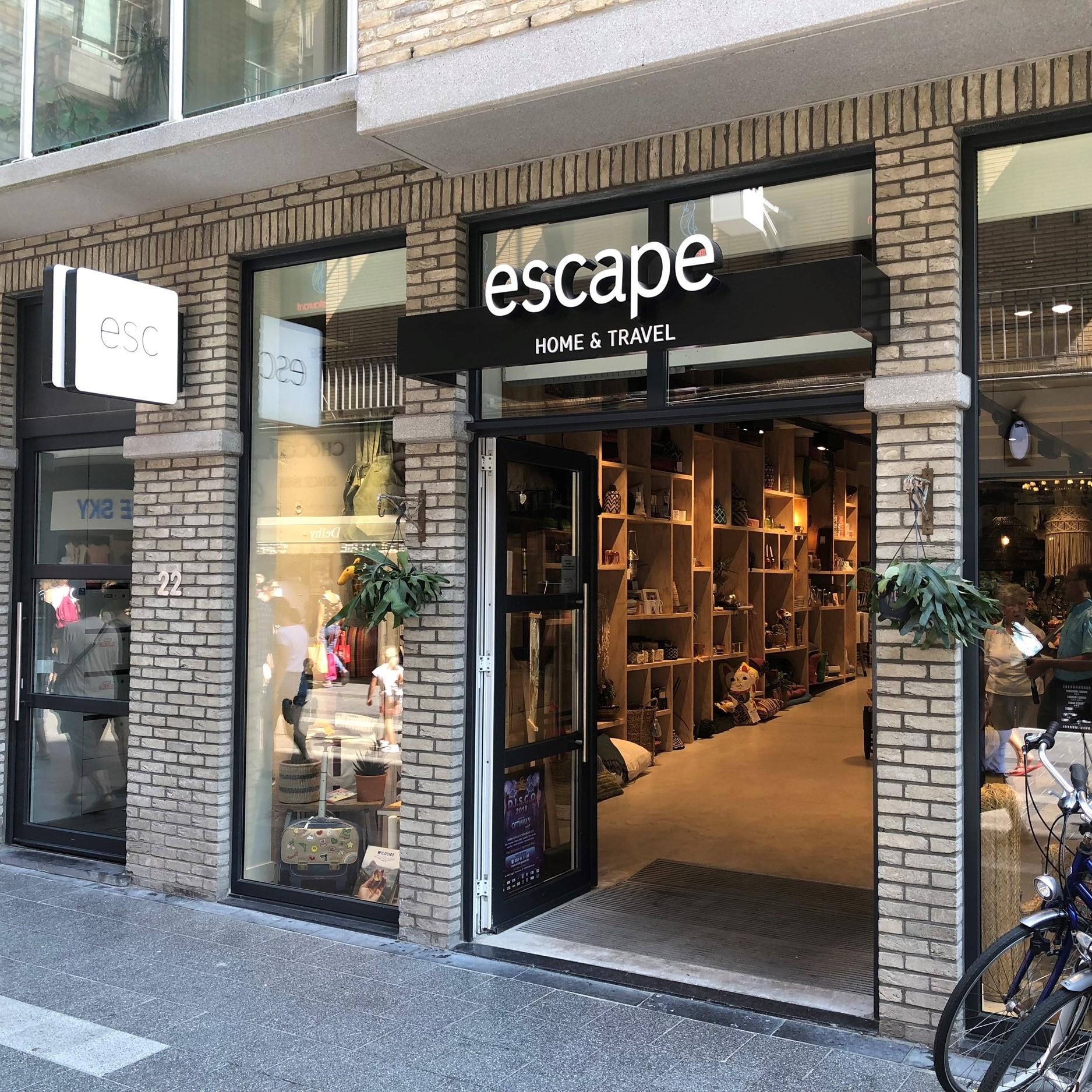 Escape winkel Blankenberge