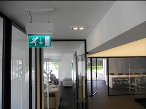 Moderne bureau's