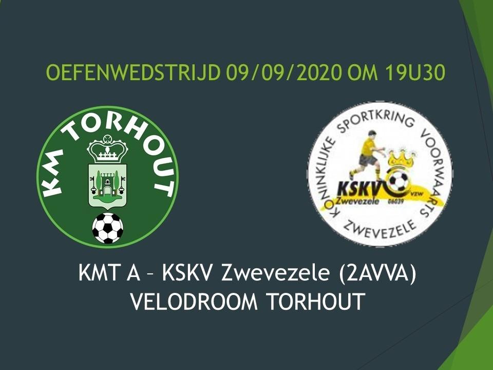 KMT A - KSKV Zwevezele (2AVVA) 0-2