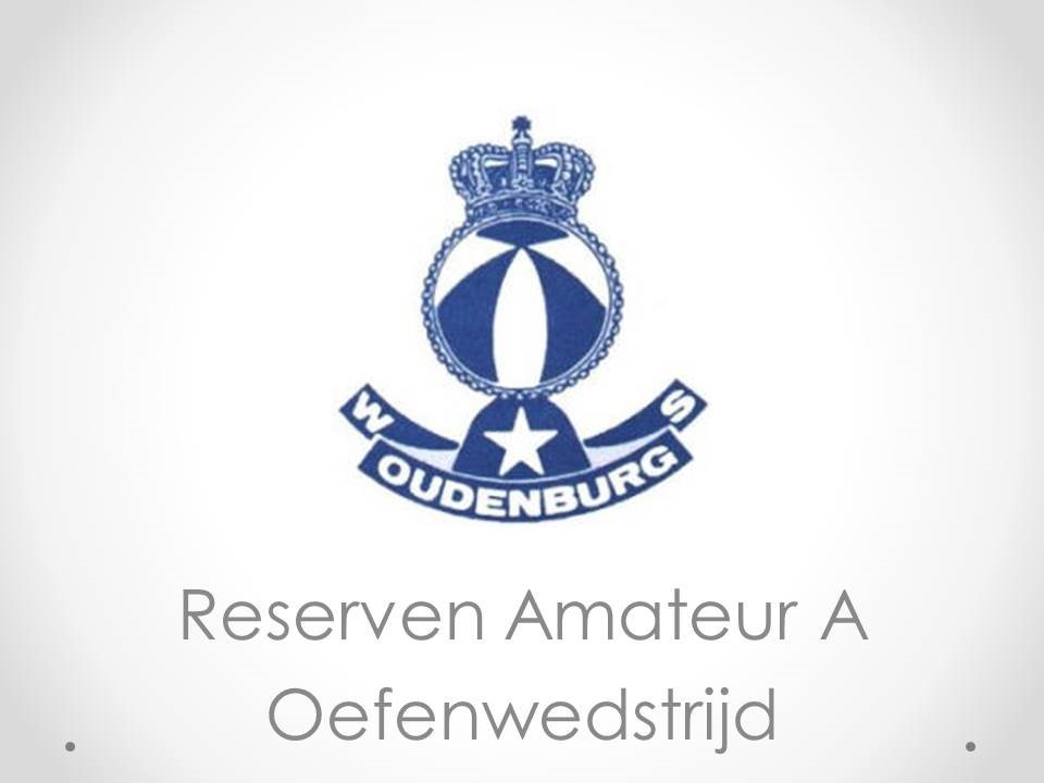 KWS Oudenburg A (3P) - KMT B 0-0