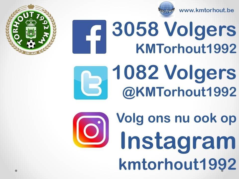 Volg ons nu ook op Instagram