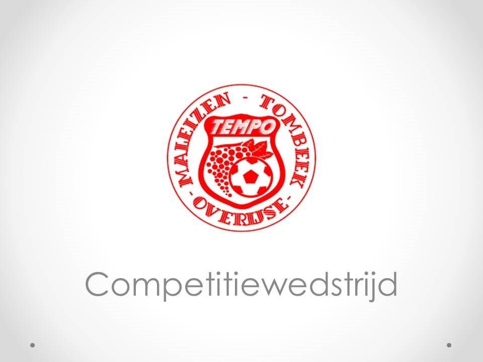 Torhout 1992 KM - Tempo Overijse 2-2