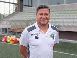 Dankwoord trainer Bruno Debo