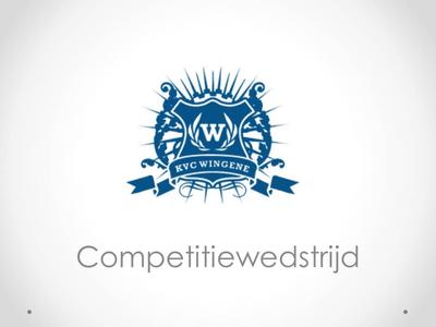 KVC Wingene - KMT 4-3