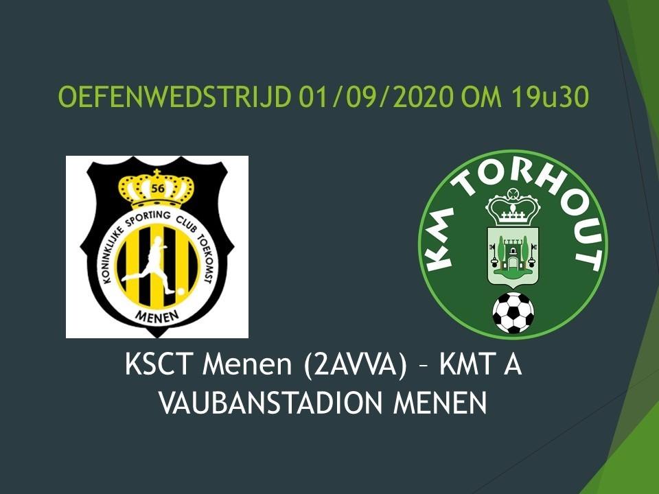 KSCT Menen (2AVVA) - KMT A 4-2