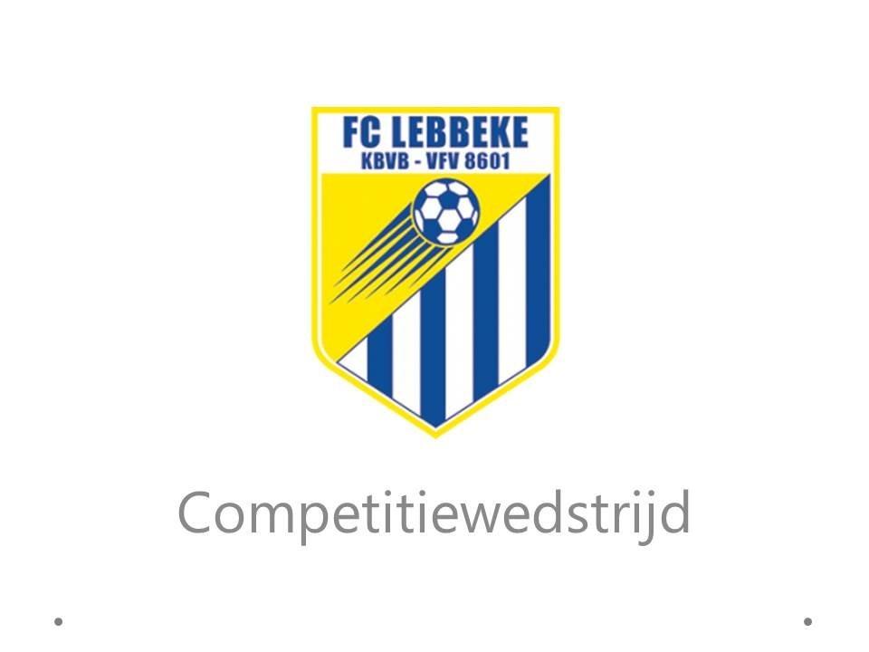 Torhout 1992 KM - FC Lebbeke A 1-2