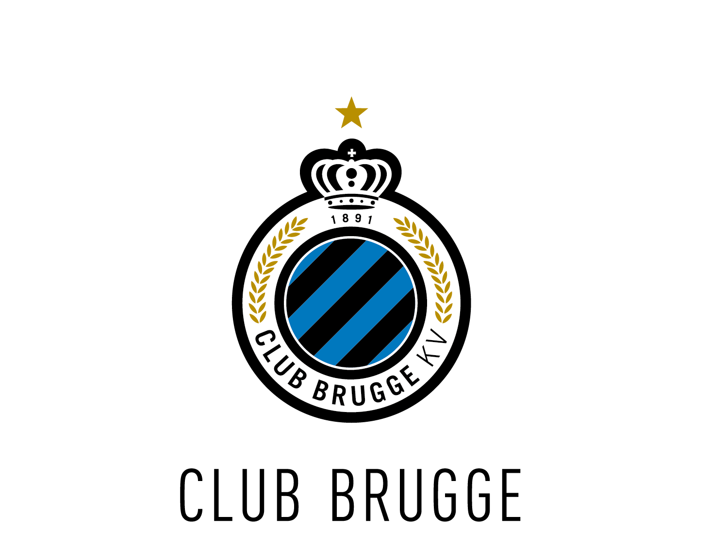 Torhout 1992 KM ontvangt Club Brugge KV