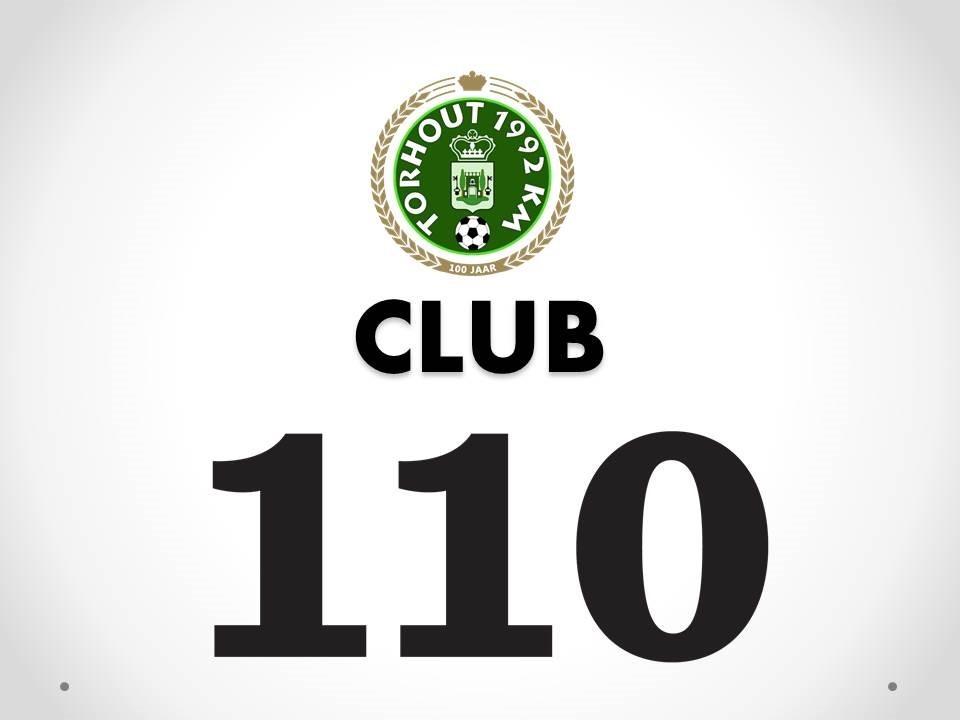 Nieuwe medewerkers in Club 110