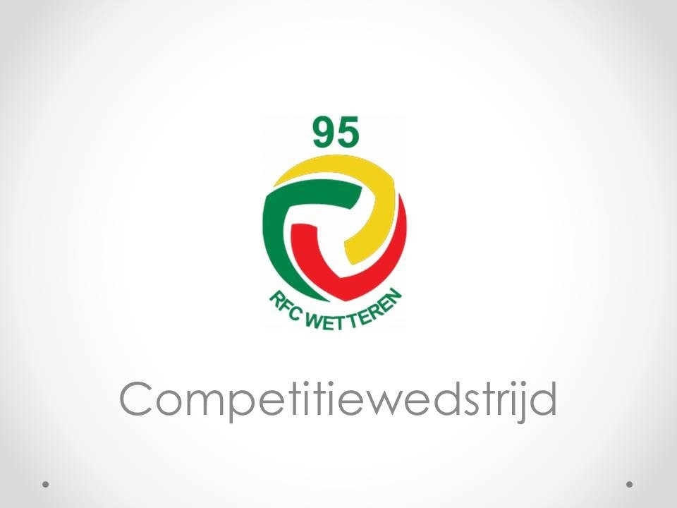 R.FC Wetteren - Torhout 1992 KM 5-0