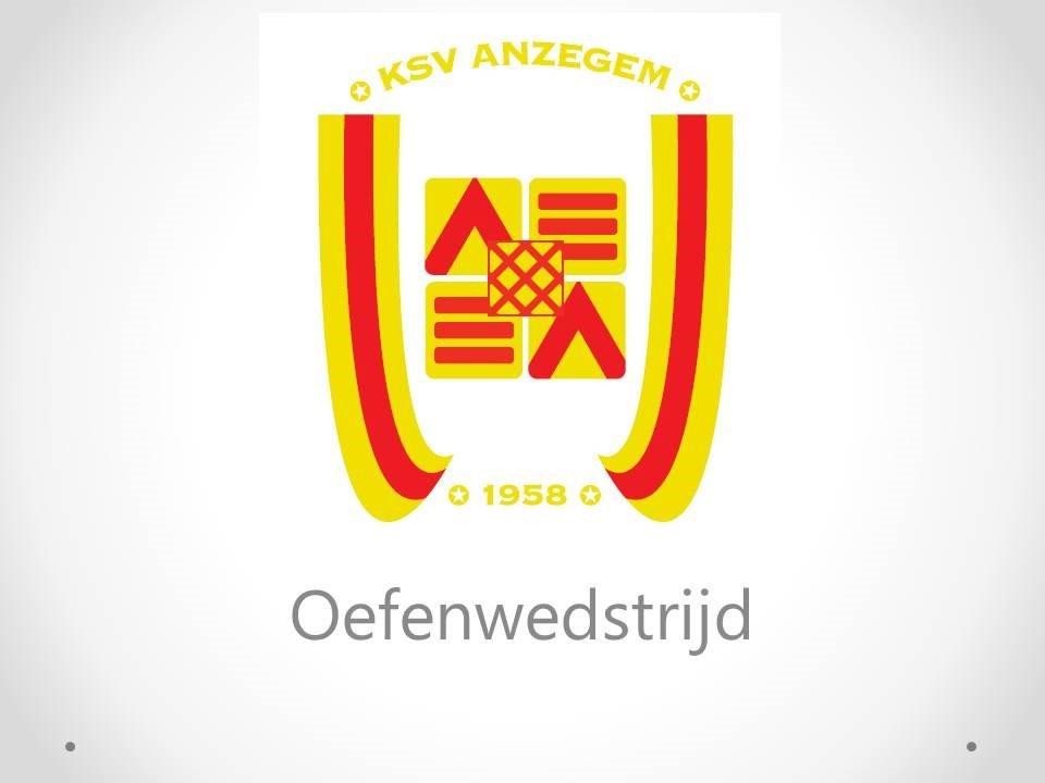 KSV Anzegem - KMT A 1-0