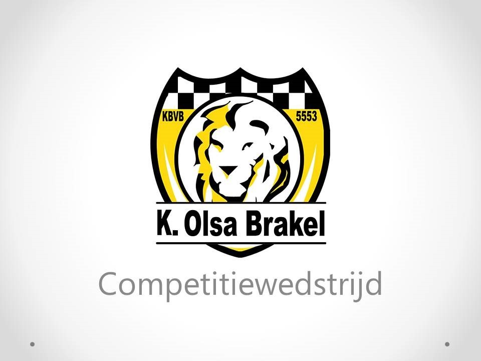 Torhout 1992 KM - K. Olsa Brakel 2-0