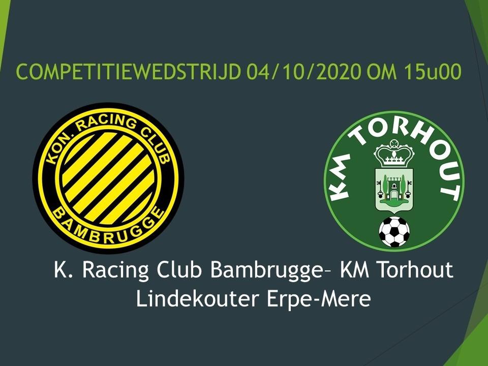K. Racing Club Bambrugge - KM Torhout 2-1