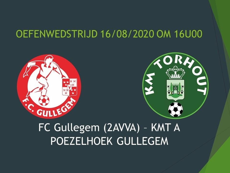 FC Gullegem - KMT 2-0