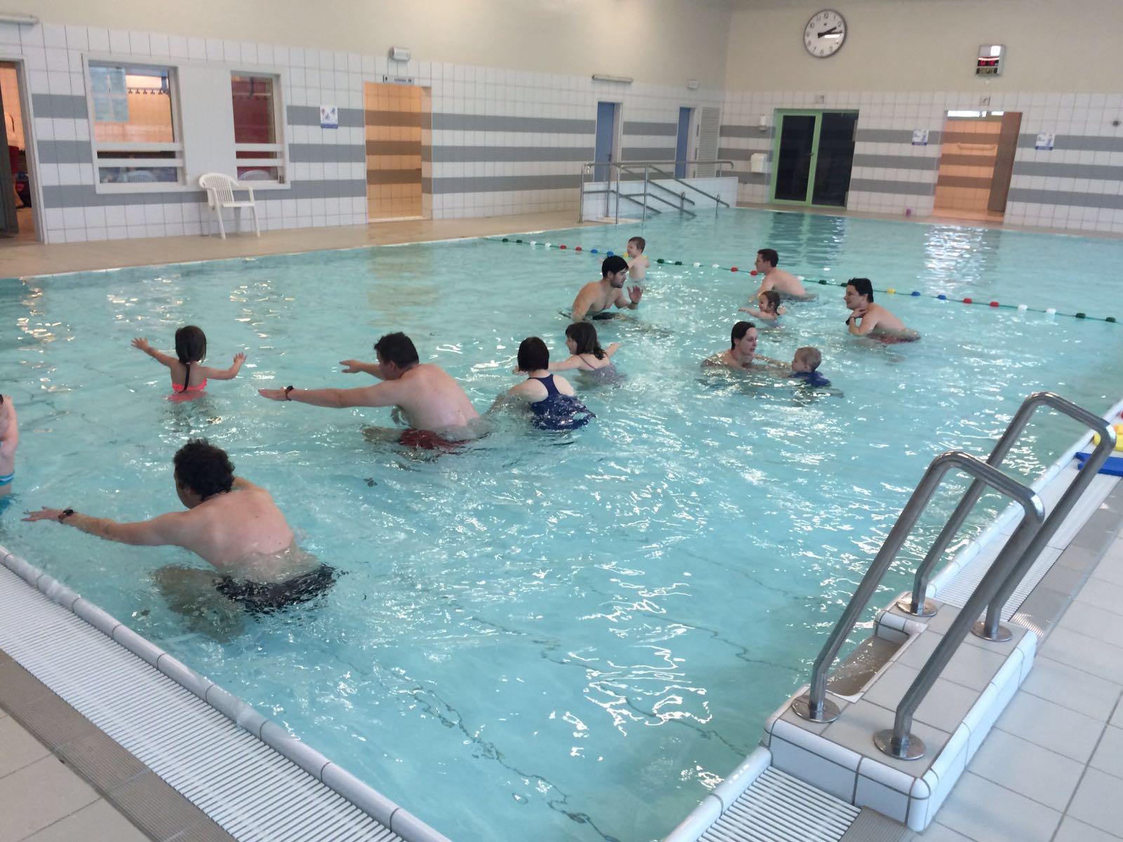 Love2swim zwemschool is goed van start gegaan!