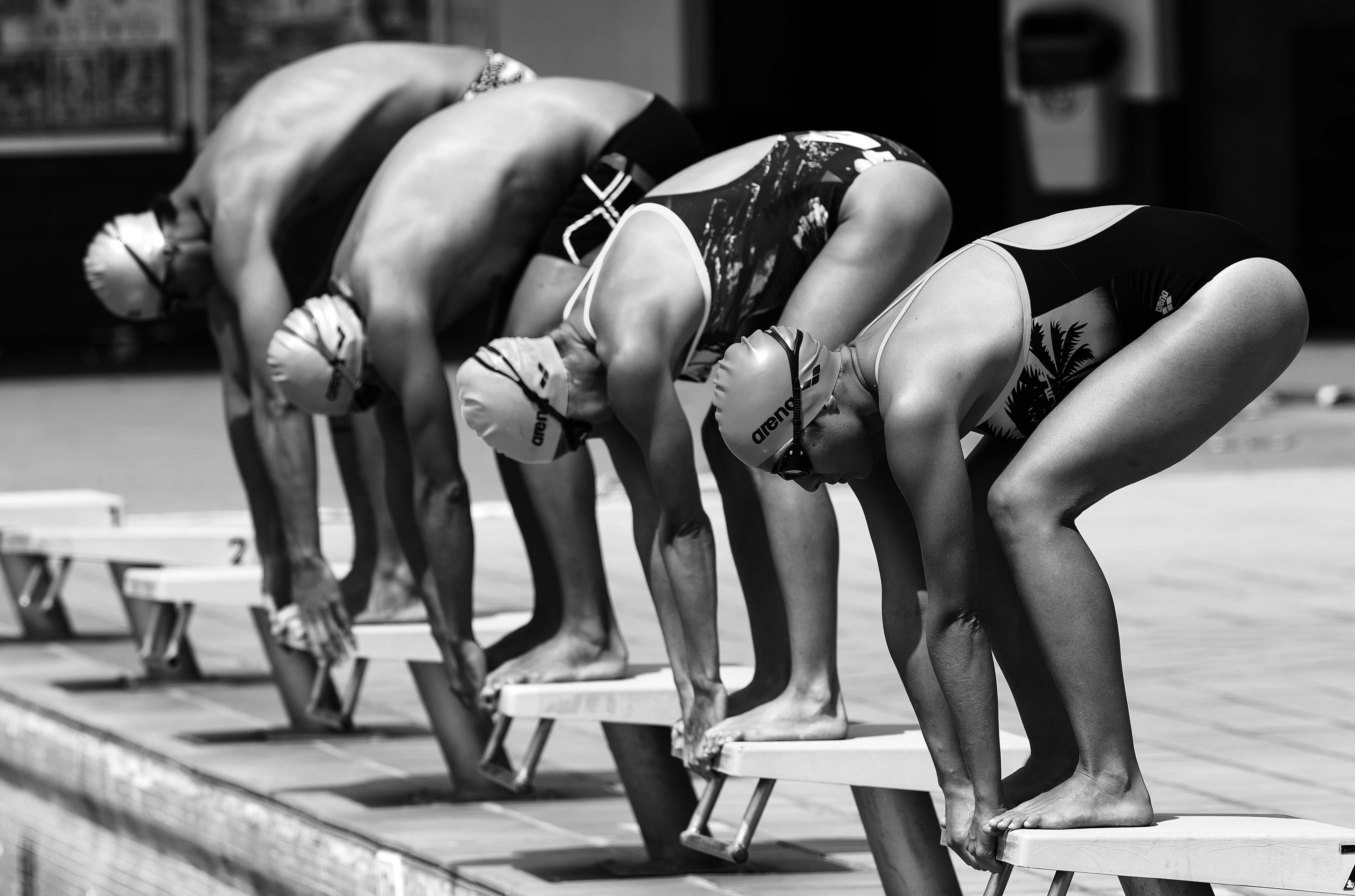 Voorstelling trainers (zwemschool)
