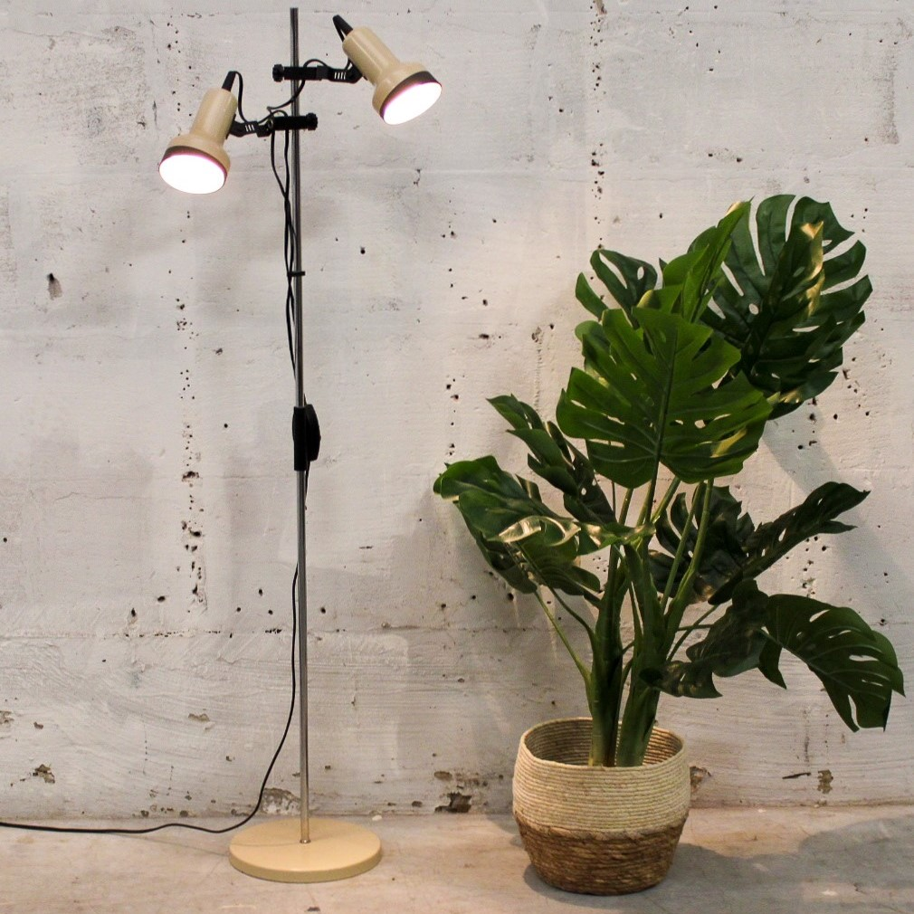 80s standing lamp