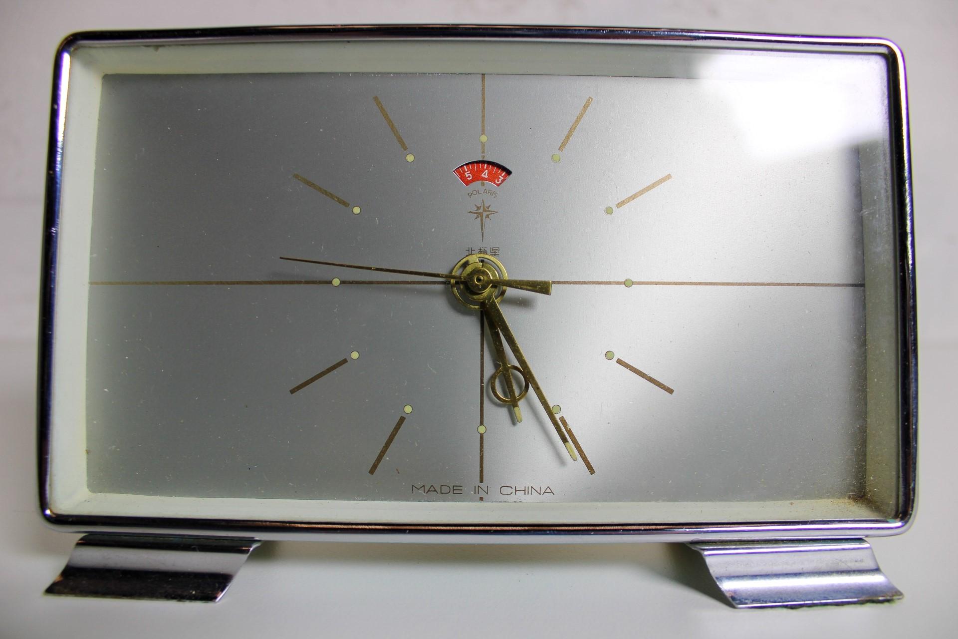 clock polaris