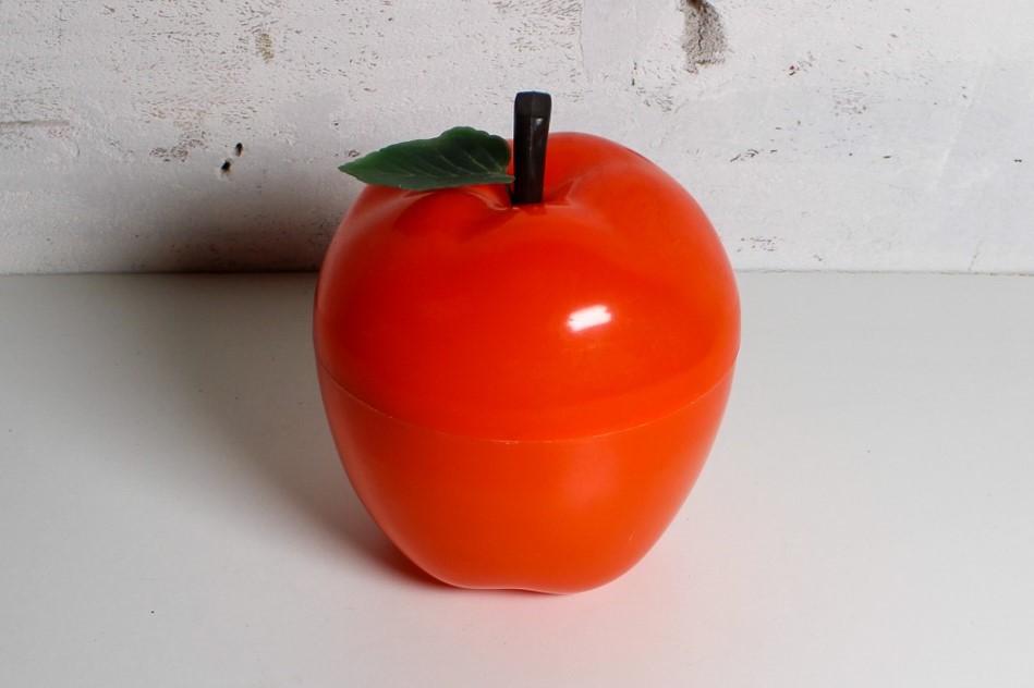 ice bucket apple