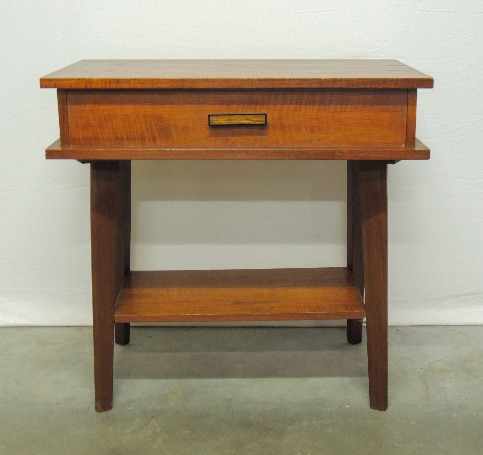 vintage high side table