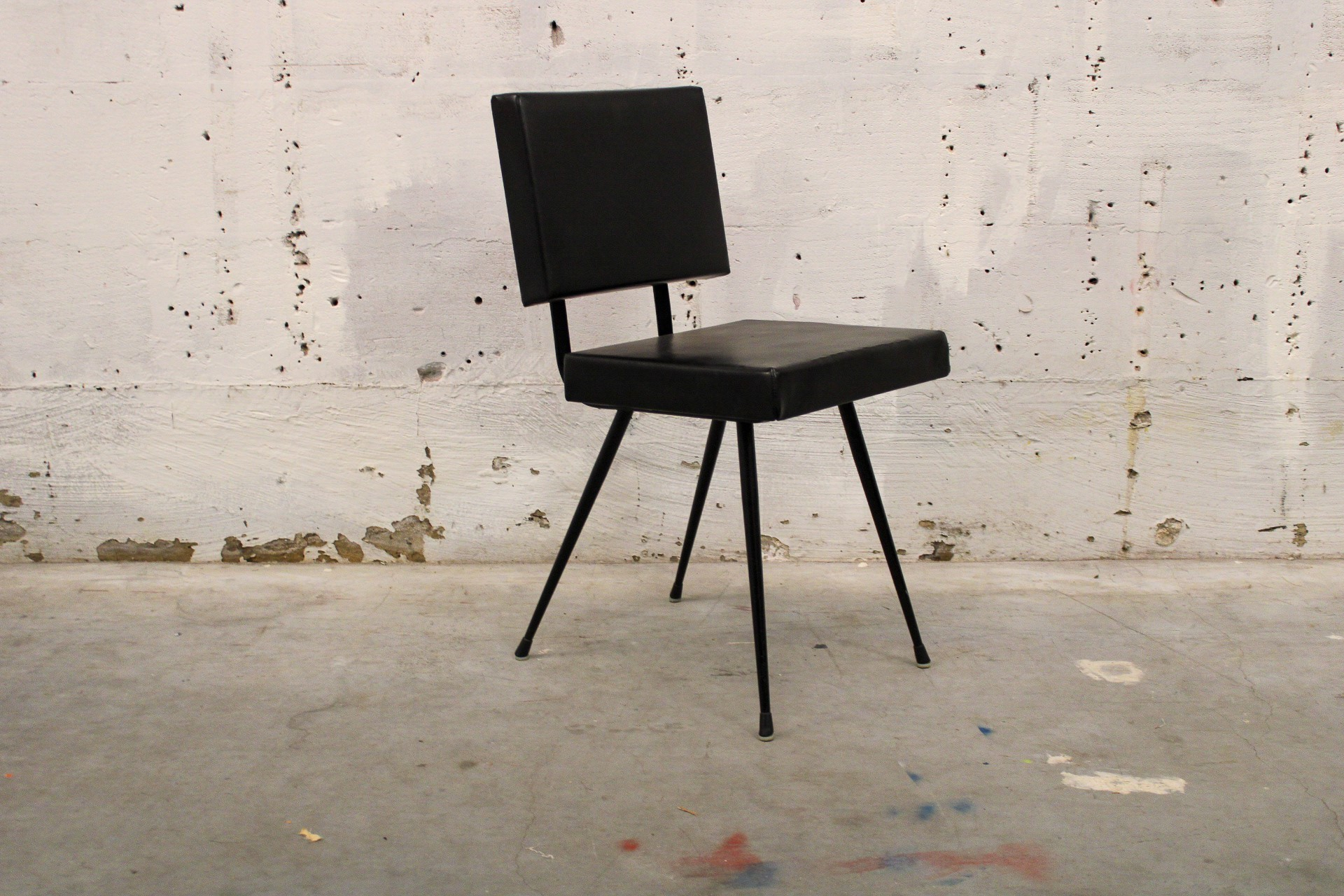 dinning chair brabantia black