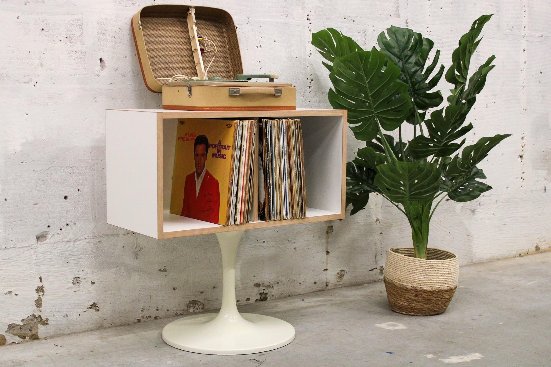 record cabinet tulip