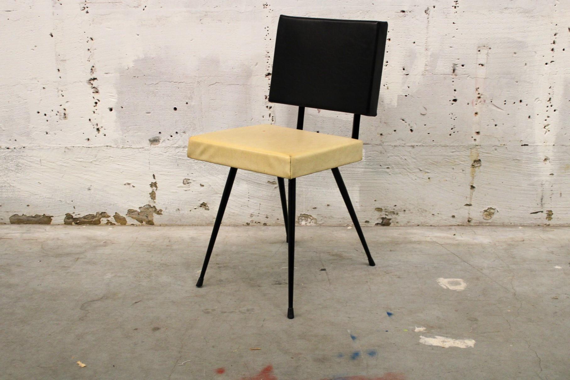 brabantia chair whit/black