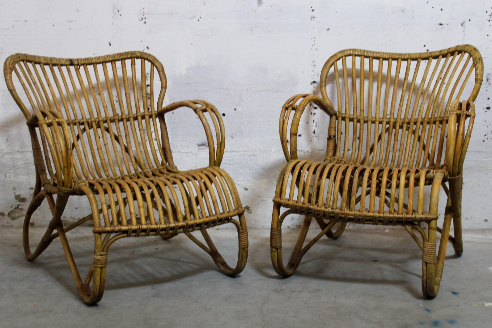 rotan chairs