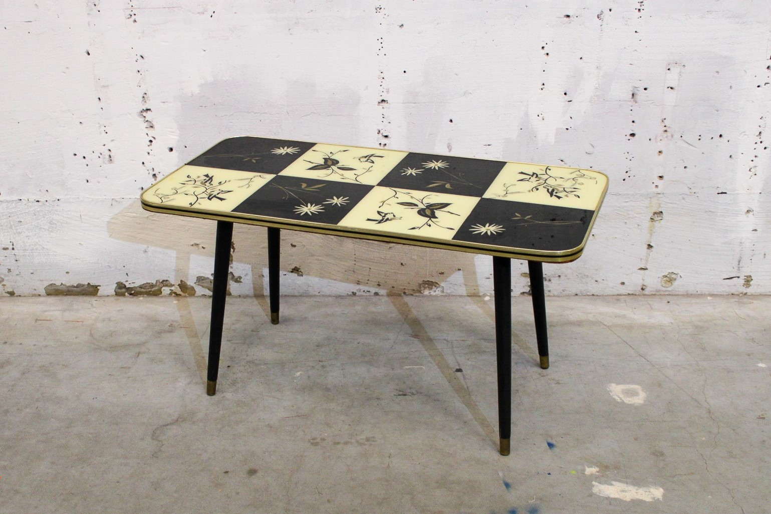 coffee table vintage
