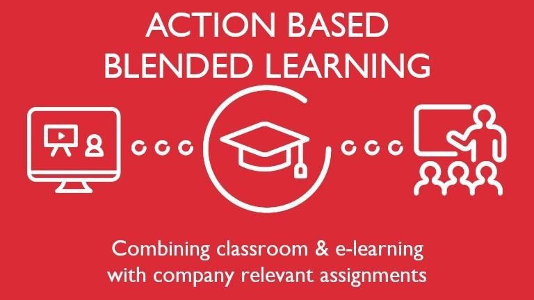 Action Based Blended Learning