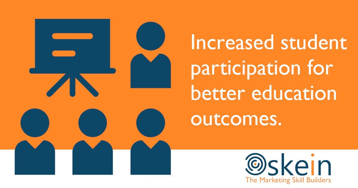 Increased student participation for better education outcomes