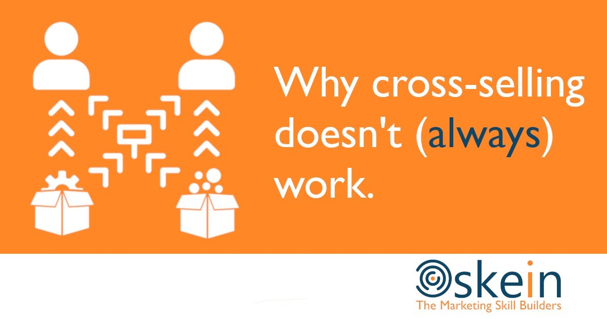 Why Cross-Selling doesn't (always) work