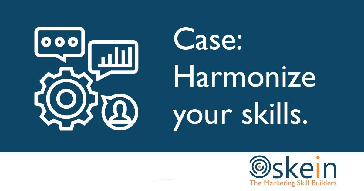 Harmonize your skills