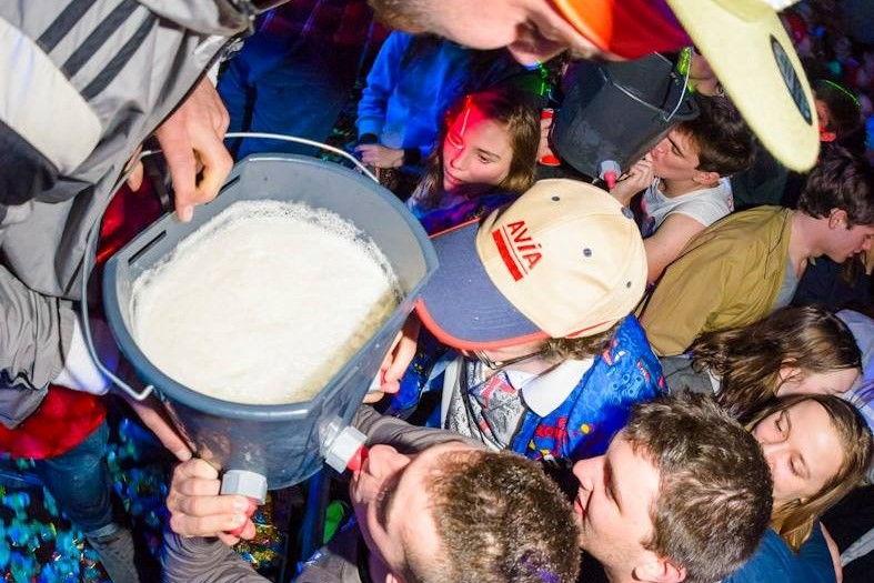 ALL-IN DRANKFORMULE#drink in de snowbite club bier & softs à volonté