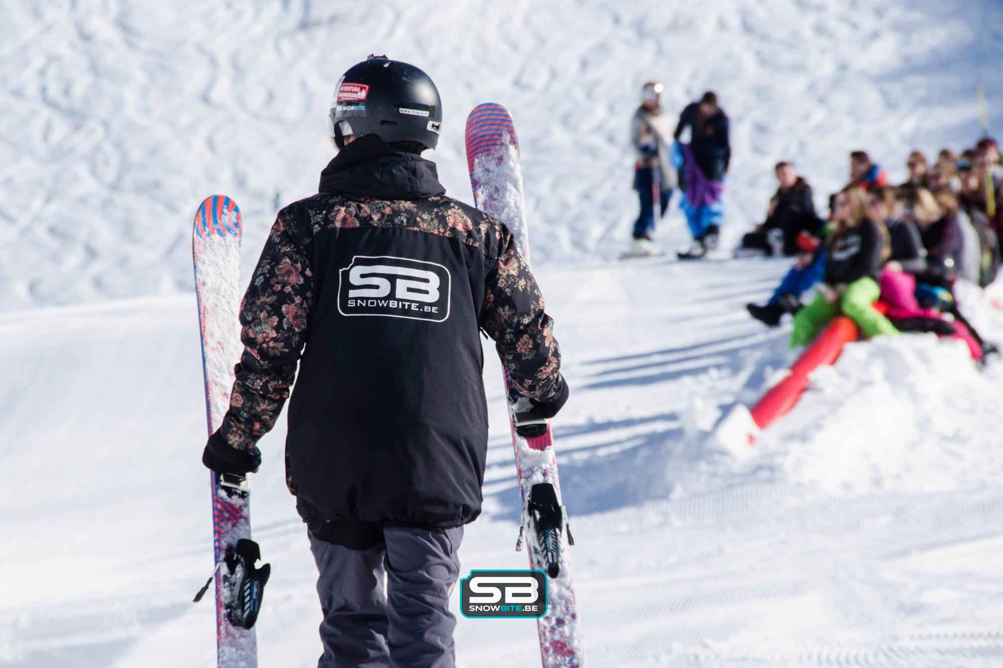 GRATIS LESSEN# Gegeven door de allerbeste freestyle skiërs en snowboarders van België en omstreken